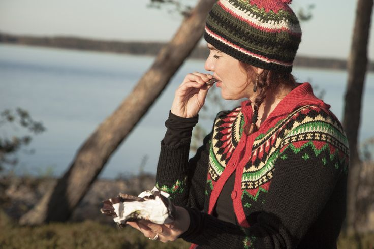 Outdoormeal. #koli #pielinen #food #eating #chocolate