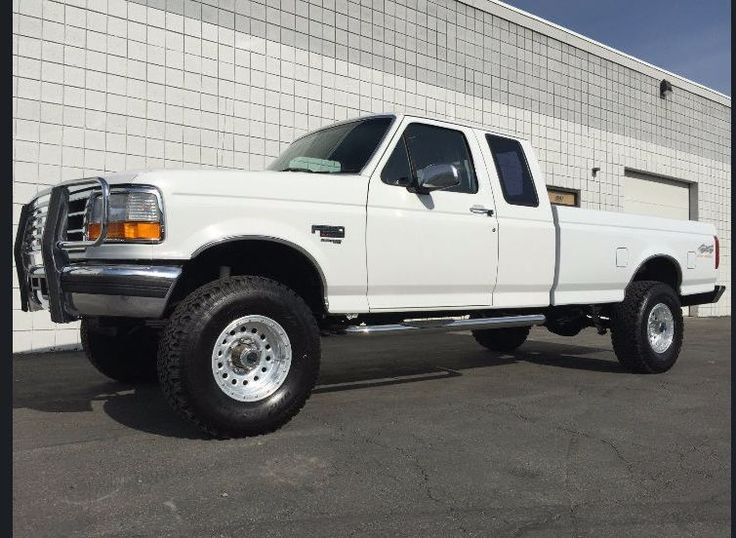 1997 Ford F-250 SUPERCAB truck for sale under $3000 in Los Angeles, California CA