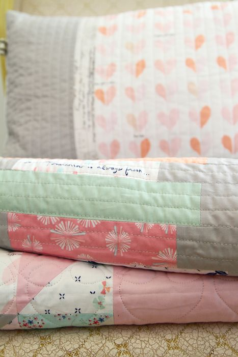Paperie quilts by Amy Sinibaldi