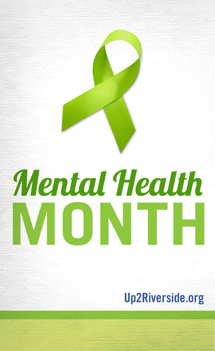 May is mental health month. Support mental health