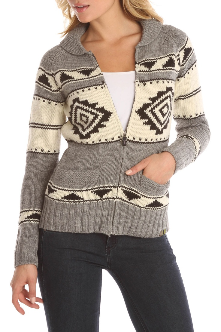 cozy winter cardigan