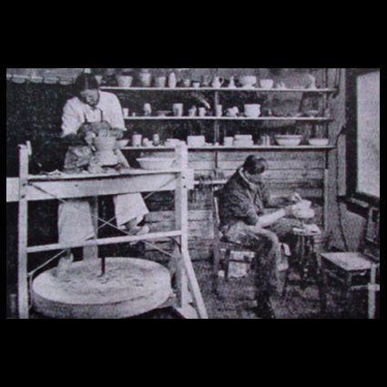 Vlieg-uut, De | Capriolus Collectable Ceramics - Keramiek Galerie