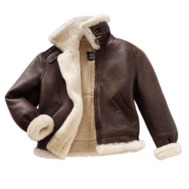 Best 25  Leather flight jacket ideas on Pinterest | Mens flight ...