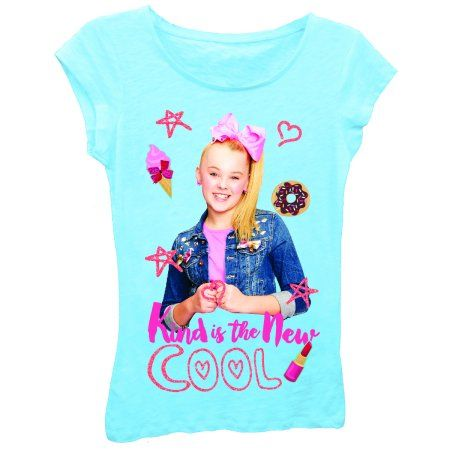 Free Shipping. Buy Nickelodeon Girls' Jojo Siwa Short Sleeve T-Shirt-Small at Walmart.com