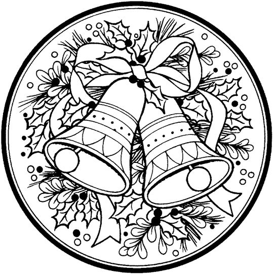 advent coloring pages for adults - photo#25