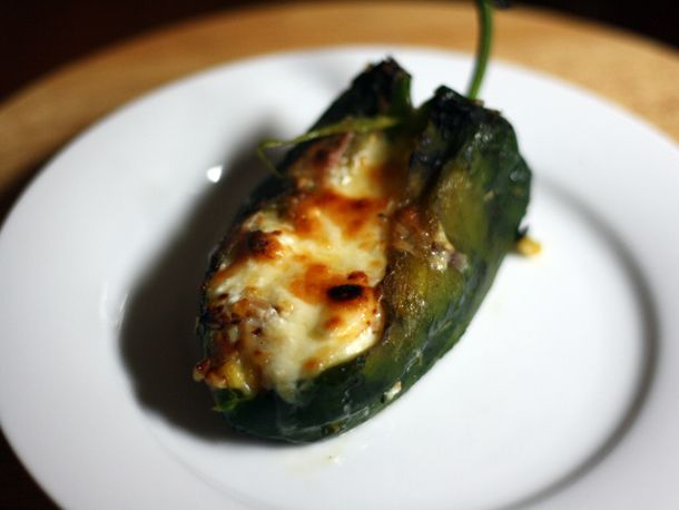 Baked Chiles Rellenos!