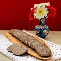 Chocolate Brownie Wafer Cookies