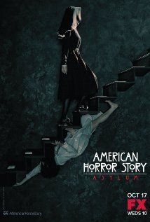 American Horror Story: Teasers Posters, Favorite Tv, Cant Wait, Stories Asylum, Picture-Black Posters, Seasons, Tv Series, American Horror Stories, Horror Movie