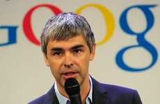 The Future of Google - Larry Page Discusses Google in This Hopeful Technological Growth Keynote