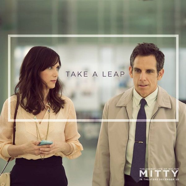 MOVIE REVIEW: The Secret Life of Walter Mitty (2013)