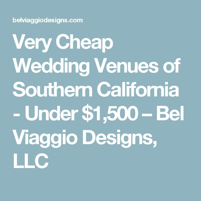Cheap Wedding Reception Venues: 17 Best Ideas About Cheap Wedding Venues On Pinterest