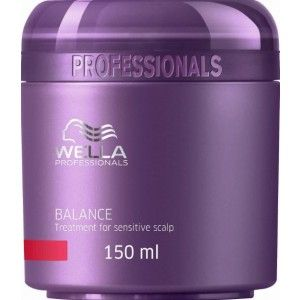 Buy Wella Professionals Balance Treatment For Sensitive Scalp - Nykaa