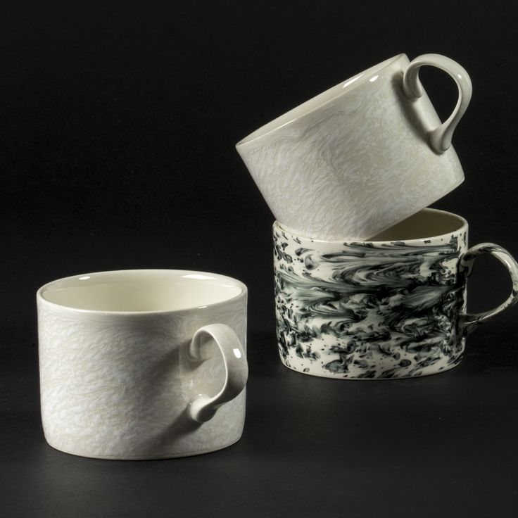 Slick Mug by 1882 Ltd | Sleet Mug by 1882 Ltd | £12.95 | V&A Shop  #vamSHOP