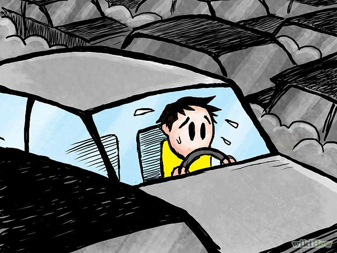 Overcoming Fear Of Driving A Car