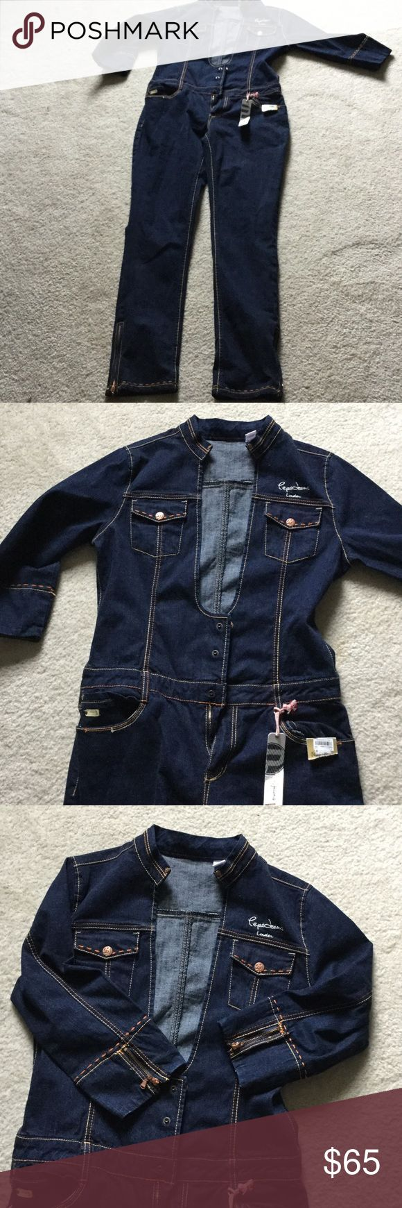 Pepe jean jumper Brand new Pepe jean Jumper Pepe Jeans Jeans Overalls