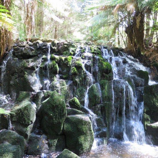 Lockwood Creek Falls, Tasmania | Snapshot Inspiration: My favourite bits of Tassie | On the Road to Travel