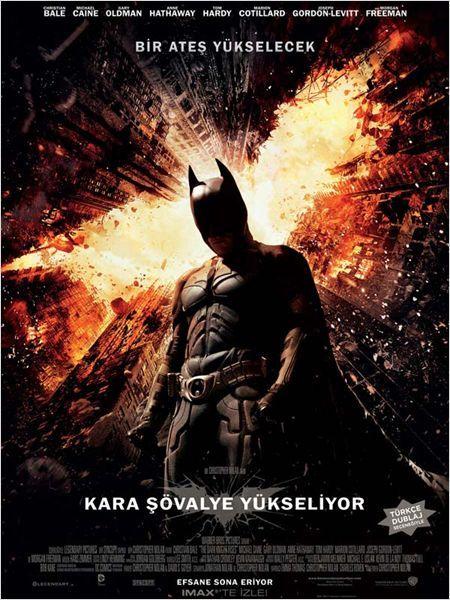 """""""Kara Şövalye Yükseliyor IMAX / The Dark Knight Rises IMAX"""" filmi hakkında detaylı bilgi almak için resmi tıklayınız!"""