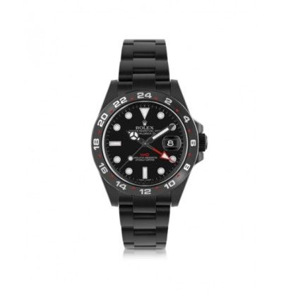 MAD Customized Watches Customized Rolex Explorer II Red SKI Men's Watch