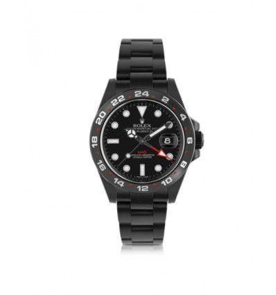 MAD Customized Watches Customized Rolex Explorer II Red SKI Men's Watch