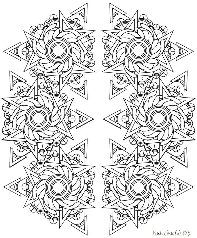 646 best images about mandala on pinterest coloring mandala