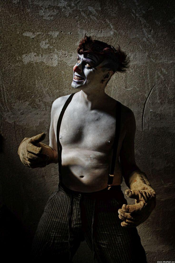 WarNet.ws: Злые клоуны (26 фото)