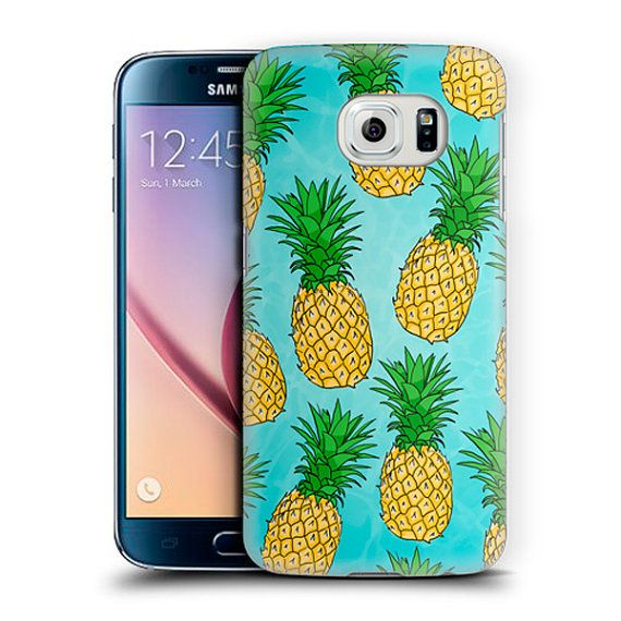 Pineapples Samsung Galaxy S6 Samsung Galaxy S5 Case by CaseLoco