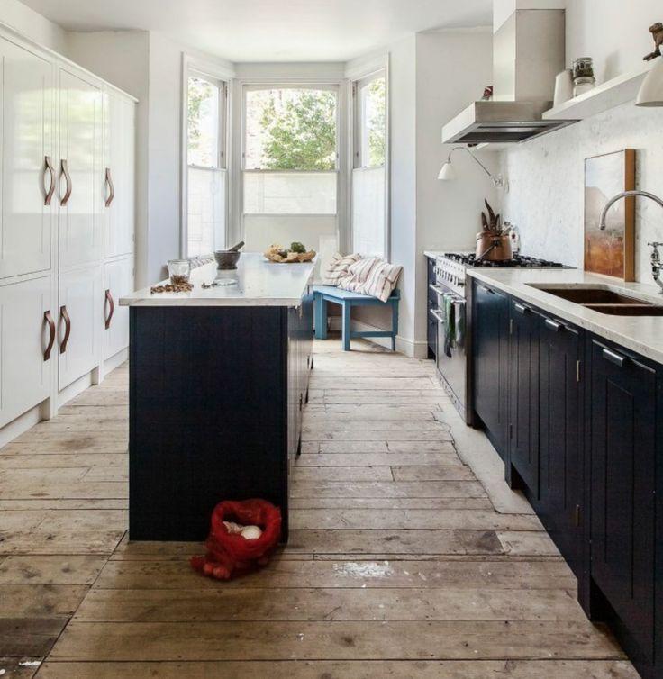 More of Skye Gyngell's kitchen....