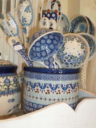 bunzlau & 437 best Polish dinnerware images on Pinterest   Polish pottery ...