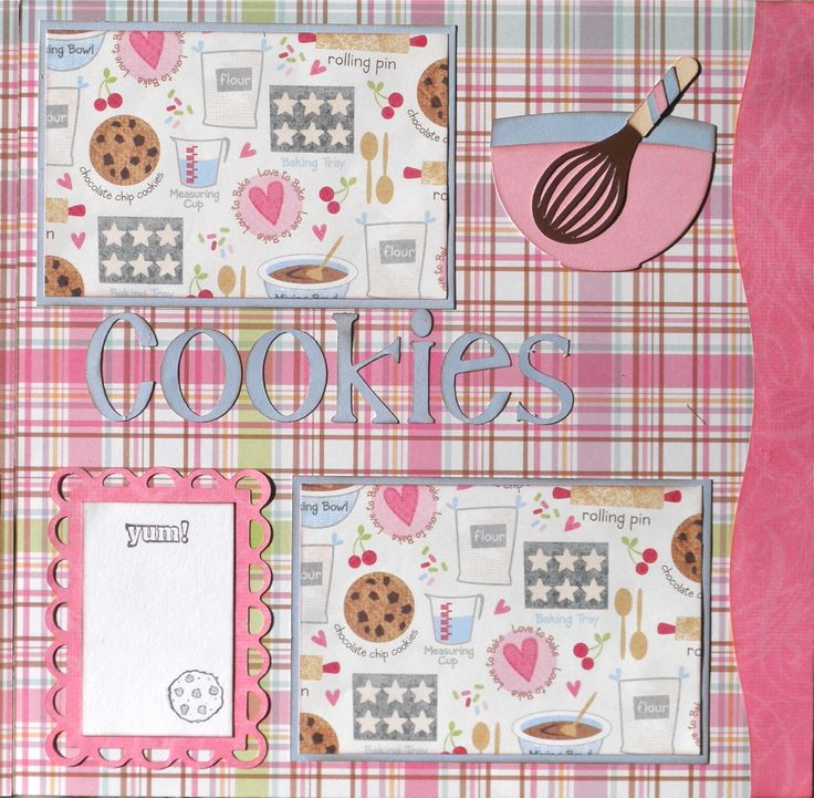 57 Best Recipe Scrapbooking--paper Borders And Backgrounds