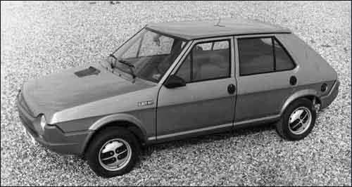 c.1980 SEAT RITMO
