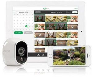 The Arlo Smart Home Security Camera System is guaranteed to be 100% wire-free, offering high definition quality pictures which are clear and good.