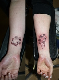 Friendship Tattoo. I would actually get this