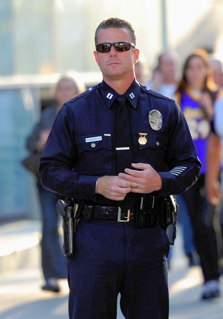 Hot men cops