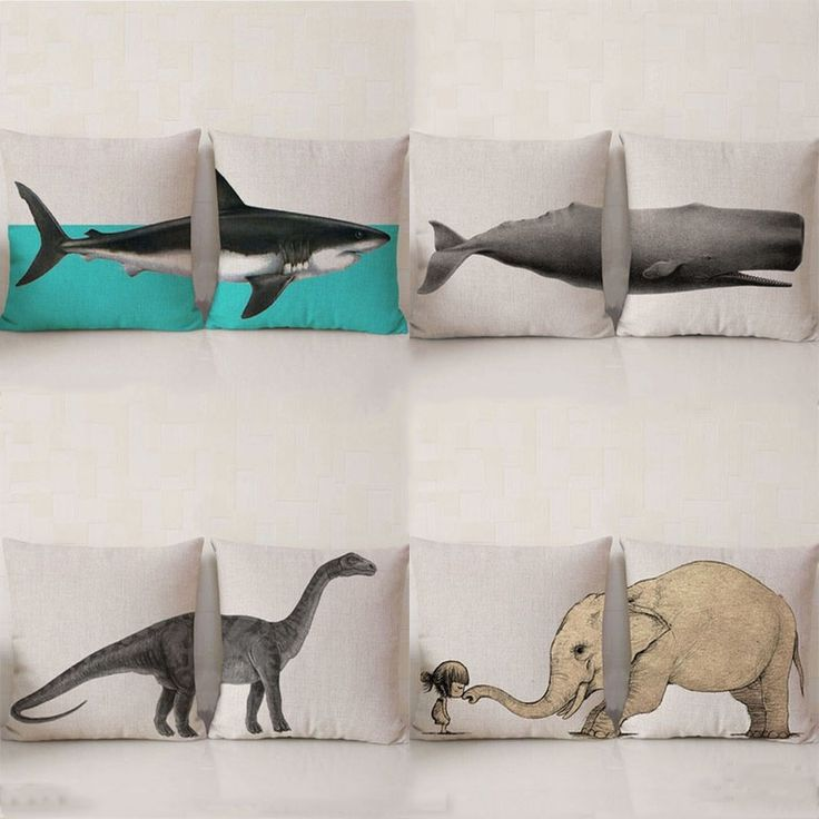 Find More Cushion Cover Information about Large Marine and Terrestrial Animal Creative Throw Pillowcase Cotton Linen Chair Seat Waist Square Pattern Cushion Cover Pillows,High Quality home hair laser removal machine,China home window covering Suppliers, Cheap home from smiry Explosion Store on Aliexpress.com