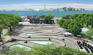 Groupon - $ 23 for Two 20-Minute Go-Kart Rides at Polson Pier ($46 Value) in Polson Pier. Groupon deal price: C$23