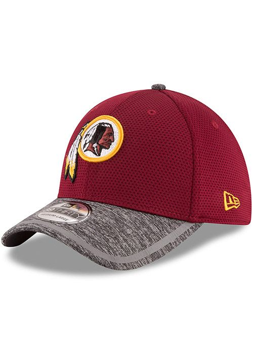Do you want to wear what the players are wearing?  Of course!  This is the hat that you will see the #Redskins rocking during the 2016 NFL season!
