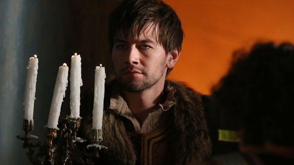 Torrance Coombs (Bash) from #Reign on the CW