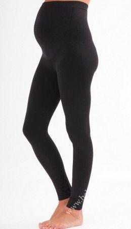 Emma-Jane Kismama leggings 10/12 - fekete