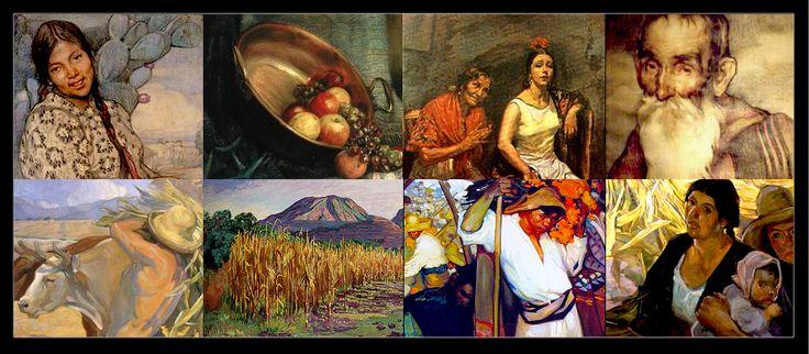 Saturnino Herrán fue uno de los precursores del muralismo en México y un digno representante del movimiento posrevolucionario a pesar de su corta vida. http://www.linio.com.mx/libros-y-musica/
