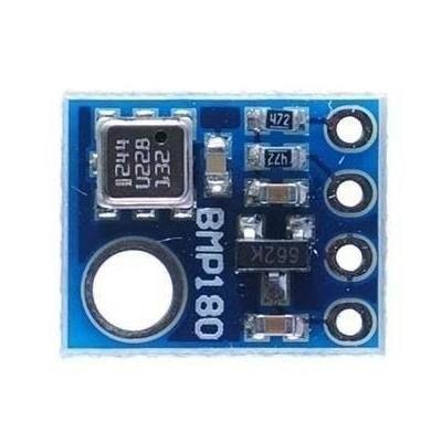 Sensor Pressão Atmosférica Barômetro Bmp180 Arduino / Pic - R$ 18,90 em Mercado Livre