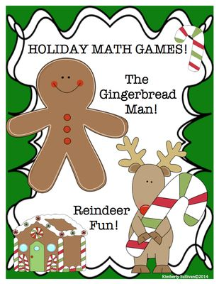 Free Christmas Math Games! Add Subtract Multiply Divide Facts! Math Centers! from Kimberly Sullivan on TeachersNotebook.com -  (10 pages)  - Free games to review math facts! Addition, subtraction, multiplication and division! Grades 3-5%0AFun and engaging for early finishers, homeschool, small groups, whole class, and centers!