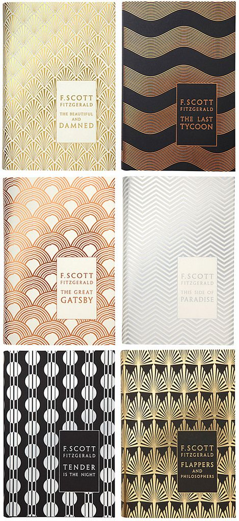 Art Deco Covers