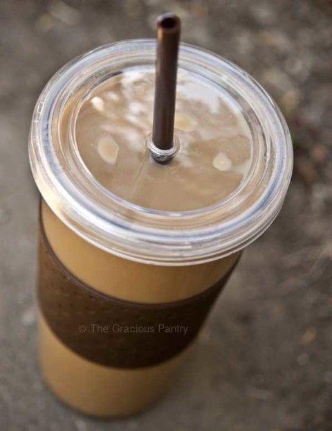 Clean Eating Pumpkin Spice Latte, chai latte, and eggnog