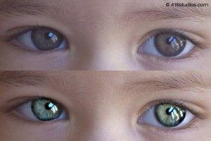 Eye Sharpening – Photoshop Tutorial - Thehomesteadsurvival