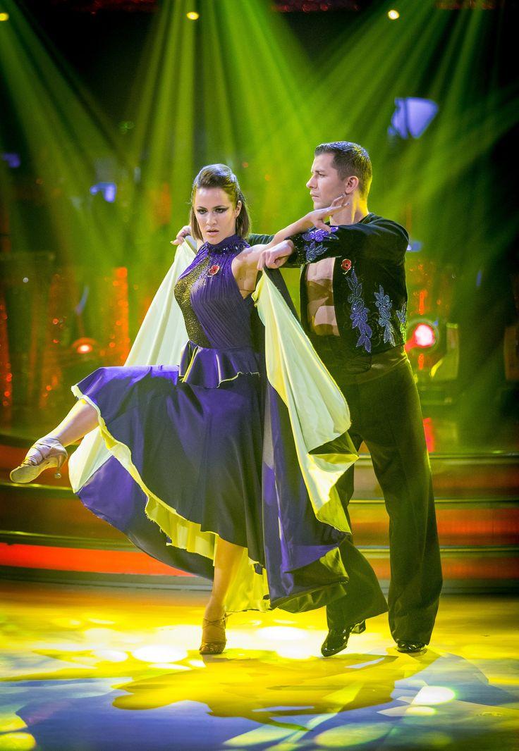 Strictly Come Dancing 2014: Week 5 Caroline Flack and Pasha Kovalev