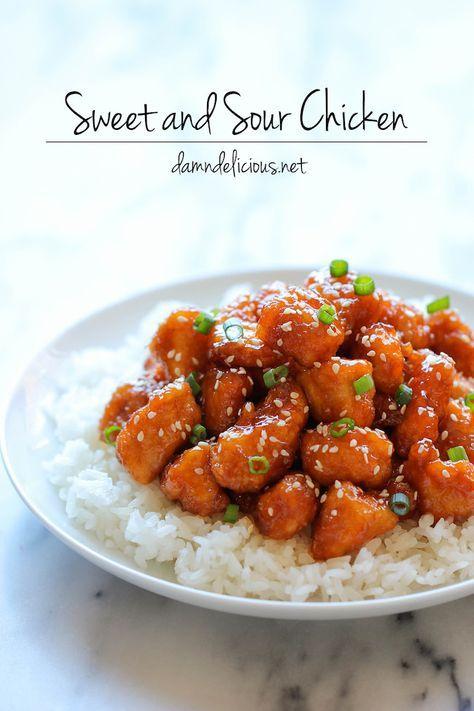INGREDIENTS  1 pound boneless, skinless chicken breasts, cut into 1-inch chunks Kosher salt and freshly ground black pepper, to taste 1/2 cu...