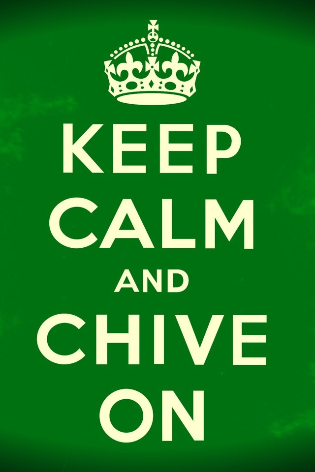 14 best images about Chive on on Pinterest | Keep calm ...