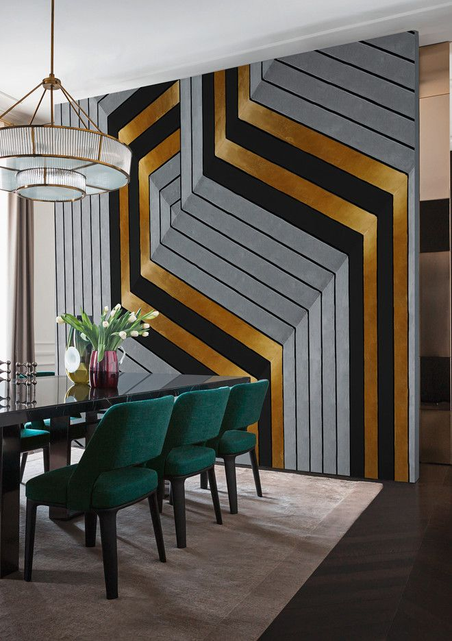 new house in 2019 wall design dining room design rh pinterest com