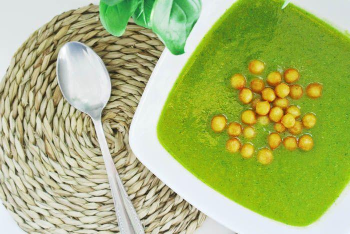 Stylowo i Zdrowo: 5 moich ulubionych rozgrzewających zup krem + dodatki do zup