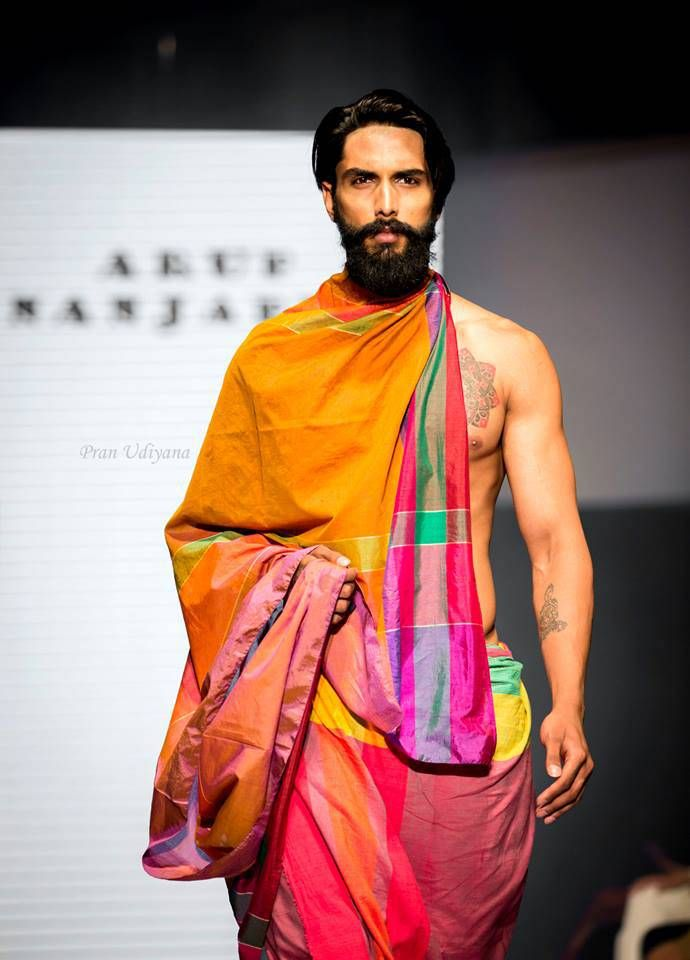Look to colors to make part Indian character stand out